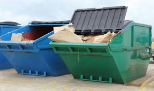 Skip bins of all sizes